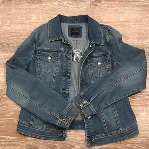 The Limited denim jacket.